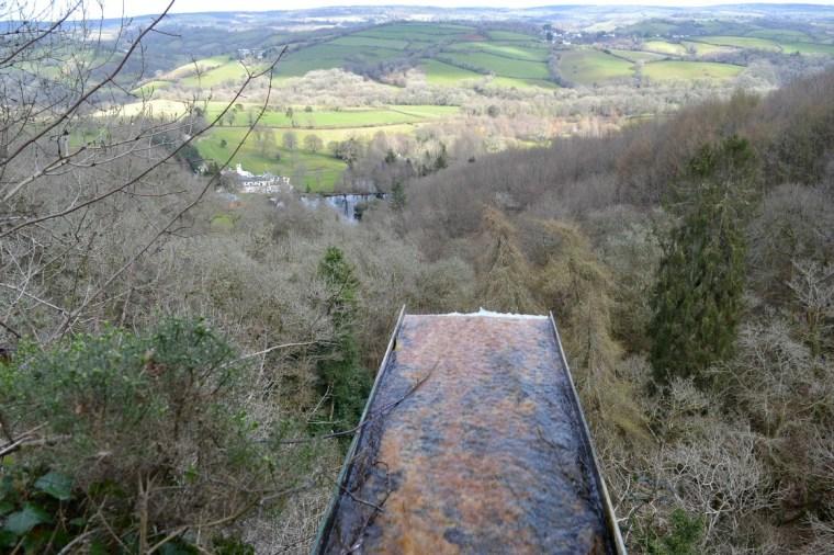 Canonteign -Falls