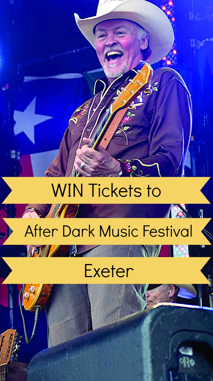 win tickets to the after dark music festival in exeter