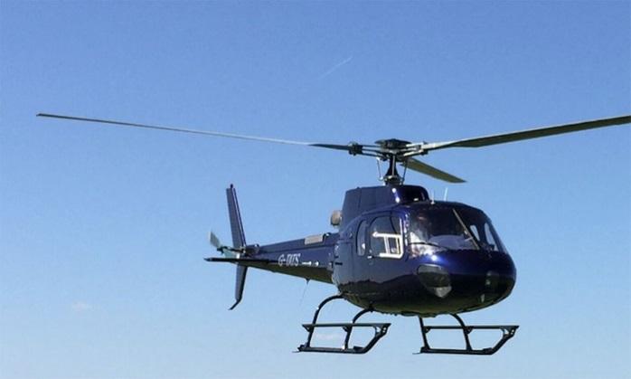 Jurassic Coast Helicopter Tour Devon