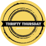 Thrifty Thursday: June 2016