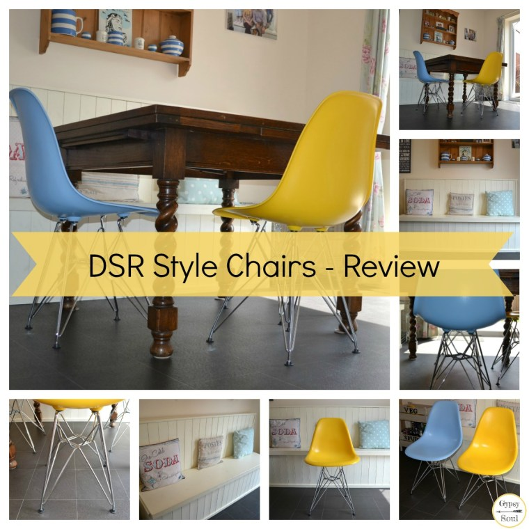 DSR style chairs by Lakeland Furniture