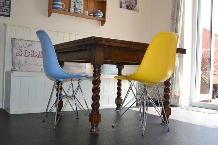 DSR Chairs from Lakeland Furniture