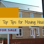 5 Top Tips for Moving House