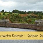 Fernworthy Reservoir on Dartmoor Devon