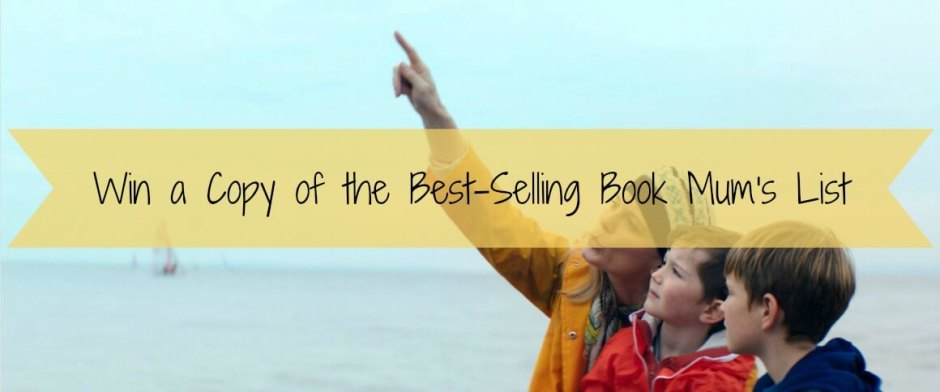 Win a Copy of the Best-Selling Book Mum's List