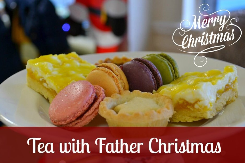 Tea with Father Christmas