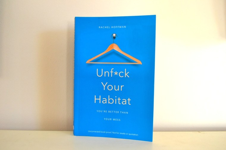 unf*ck you habitat book review