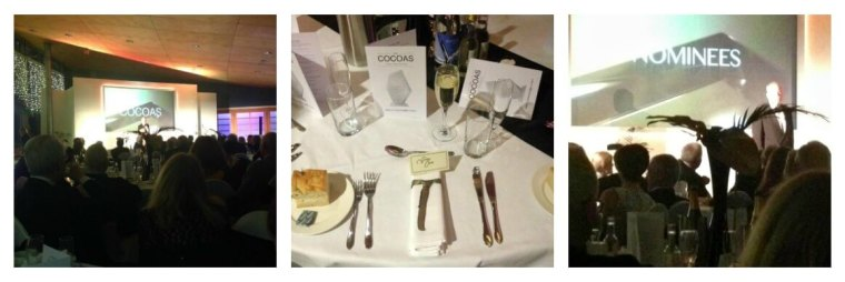 The COCOAS awards 2017
