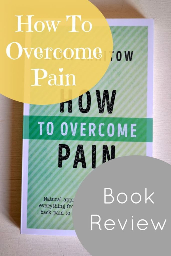 How to overcome pain - Book Review