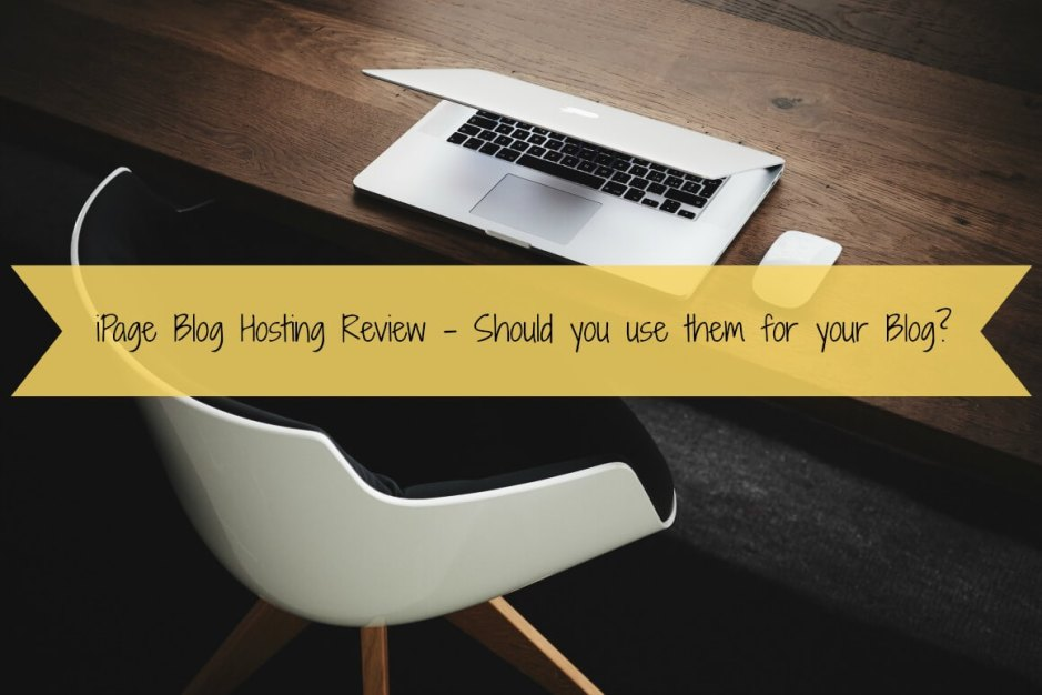 iPage Blog Hosting Review - Should you Use them for your Blog?