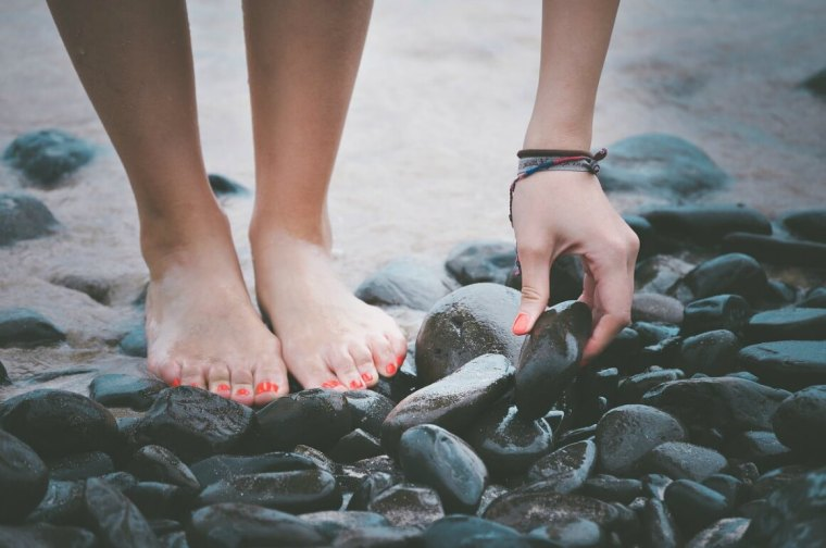 How nutrition affects feet