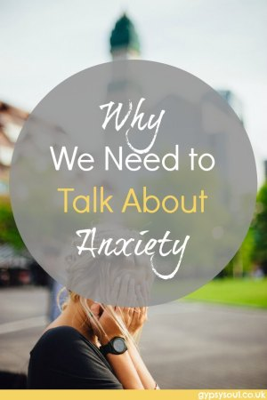 Why we need to talk about anxiety #anxiety #stress #wellbeing #mentalhealth