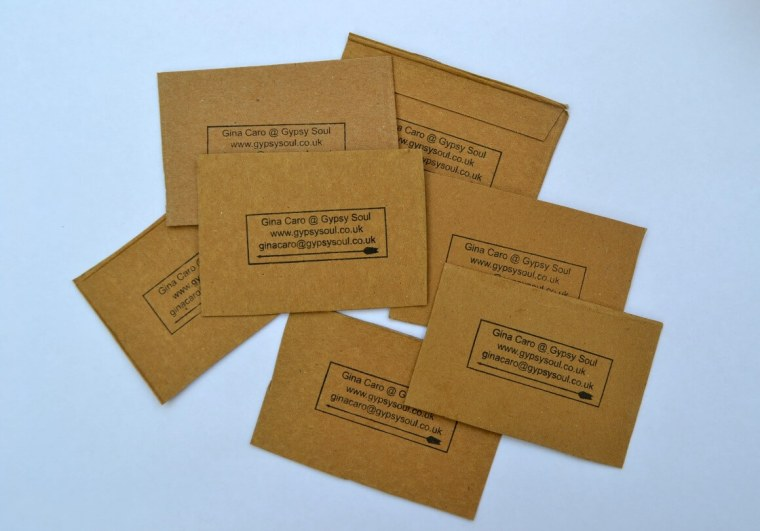 Eco business cards sustainable lifestyle gypsy soul eco business cards colourmoves