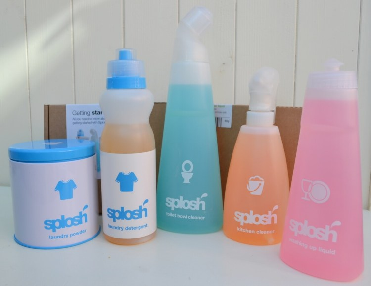Splosh 100 Refillable Cleaning Products Gypsy Soul