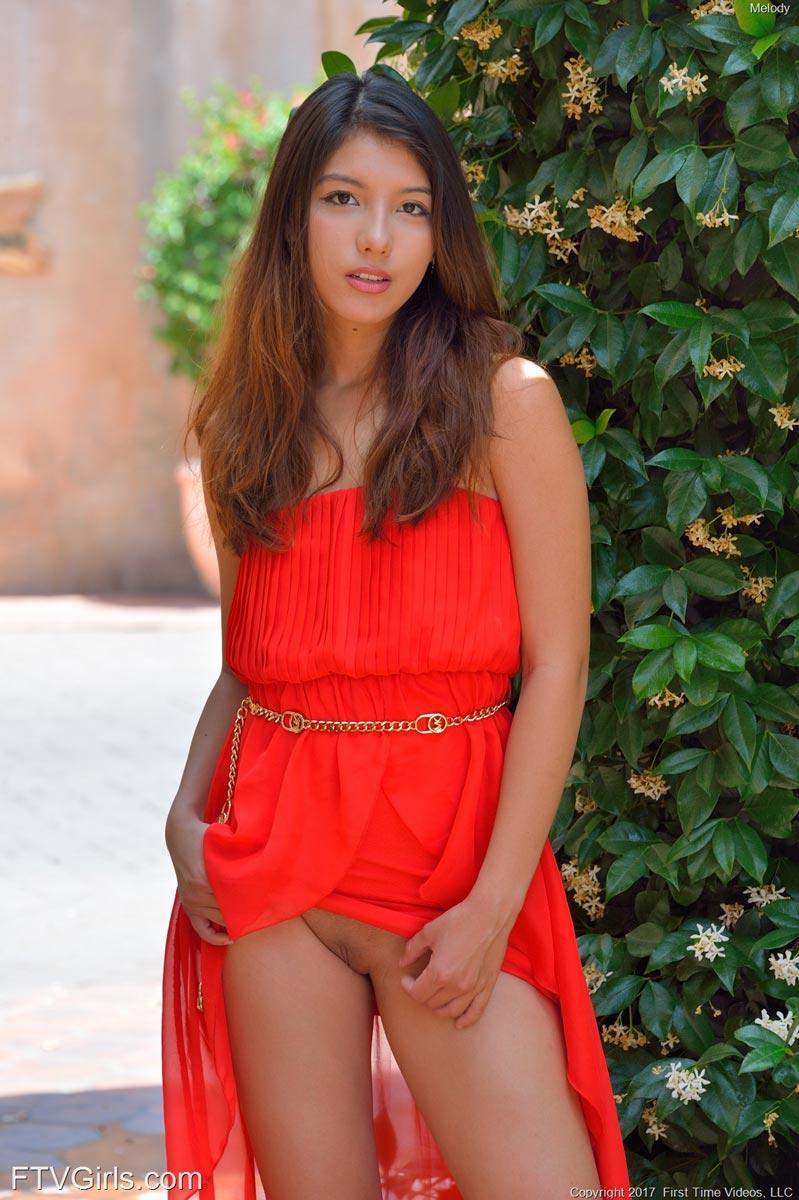 Melody Wylde Red Dress
