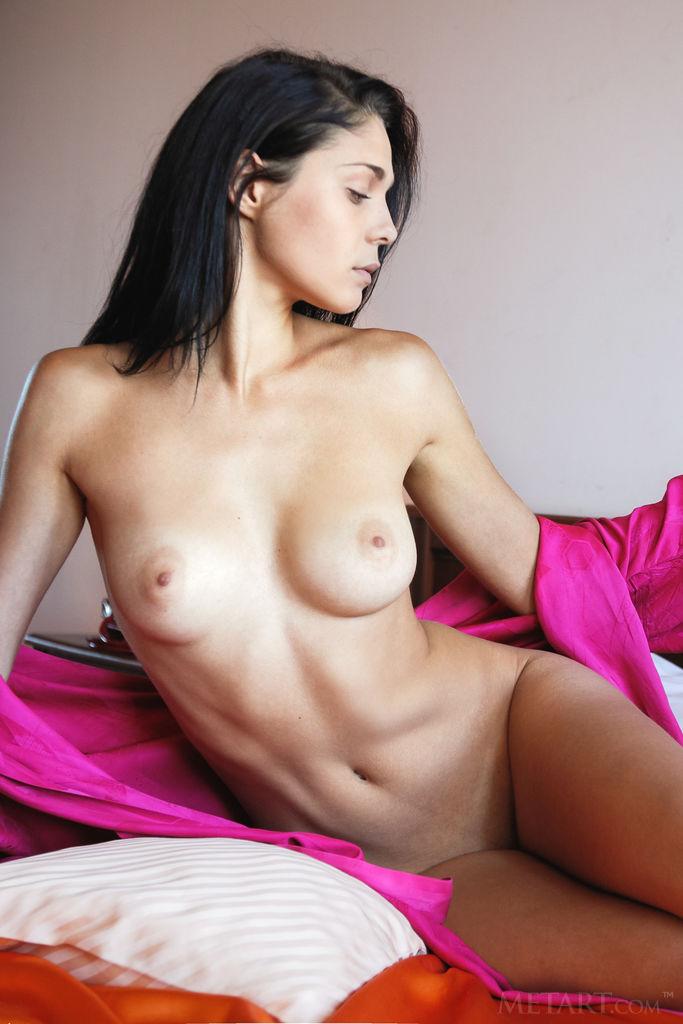 Callista B Naked in her Bedroom