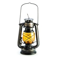 Vintage Lantern Table Lamp