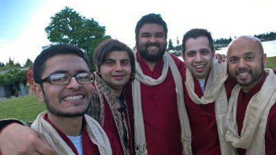 Kamal's Groomsmen