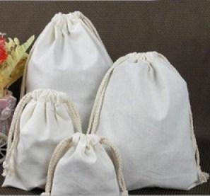 Custom Drawing Bags With Logo