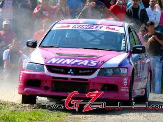 Chelis - Rally de Noia