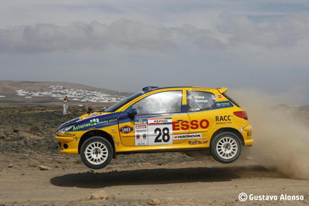 Fran Cima - Rally de Lanzaronte 2007