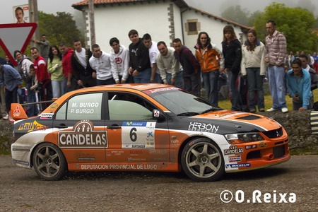 Pedro Burgo - Rally de Santander