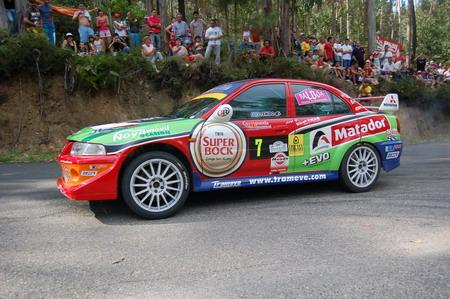 Luis Penido - Rally Sur do Condado