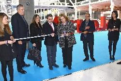 Inauguración Salonauto 2012