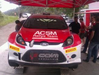 Luis Aragones - Rally Islas Canarias 2012