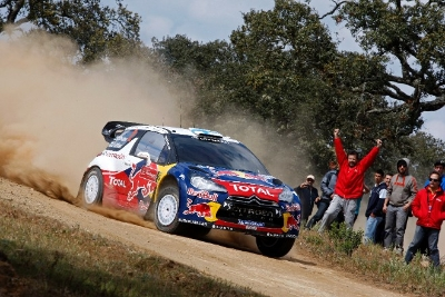 Hirvonen Rally De Portugal 2012