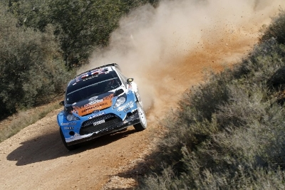 Ostberg Rally de Portugal 2012