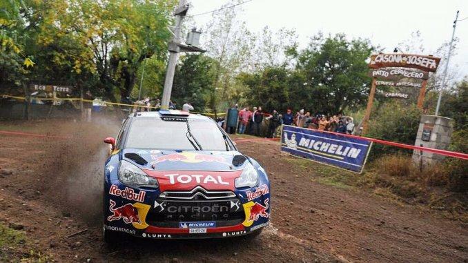 Loeb Argentina 2012 WRC