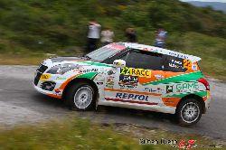 Pablo Pazo rally ourense 2012