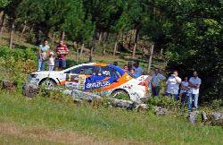 Vilariño-López Rallye San Froilán