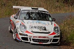 Ares-Pintor en el Porsche 911 GT3
