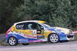 Iago Silva 2 - Volante RACC Galicia 2012- Rali Ribeira Sacra