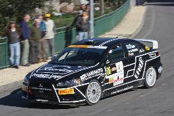 Alberto López - Trofeo Pirelli - Rali Ribeira Sacra 2012