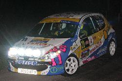 Iago Silva - Volante RACC Galicia 2012- Rali Ribeira Sacra