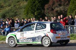 David González - Trofeo Pirelli - Rali Botafumeiro 2012