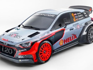 Hyundai Presentacion WRC 2016