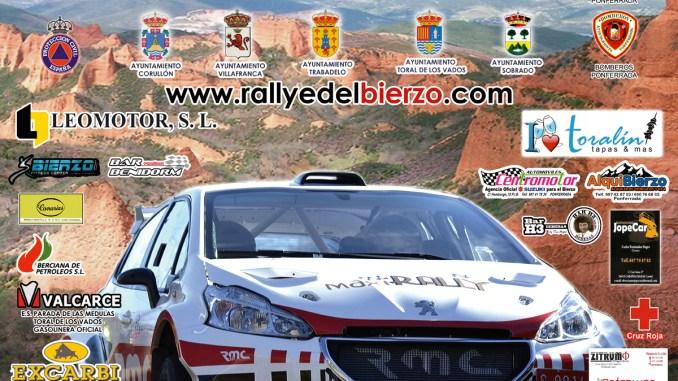 Rally Bierzo Cartel