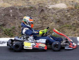 Roberto Blach Jr Post Karting Viduedo