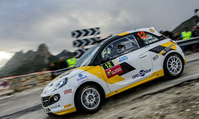 Opel LaNucia Final Vallin