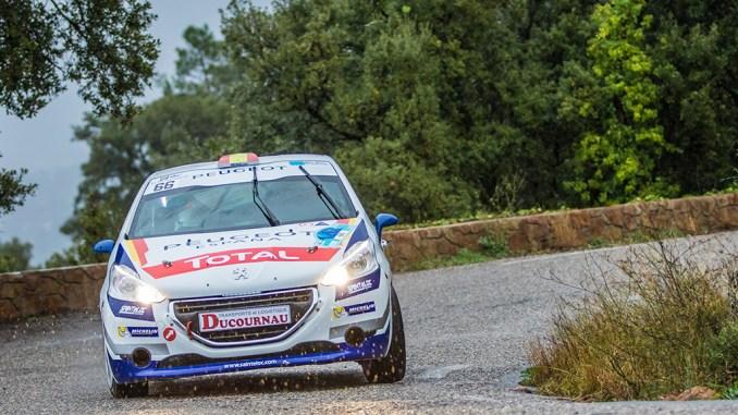 PeugeotEspanha RallyeDuVar Dia1 01