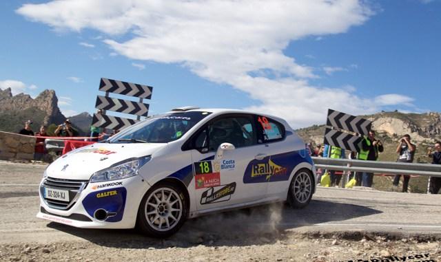 RallycarR2Team Madrid Previo Pardo