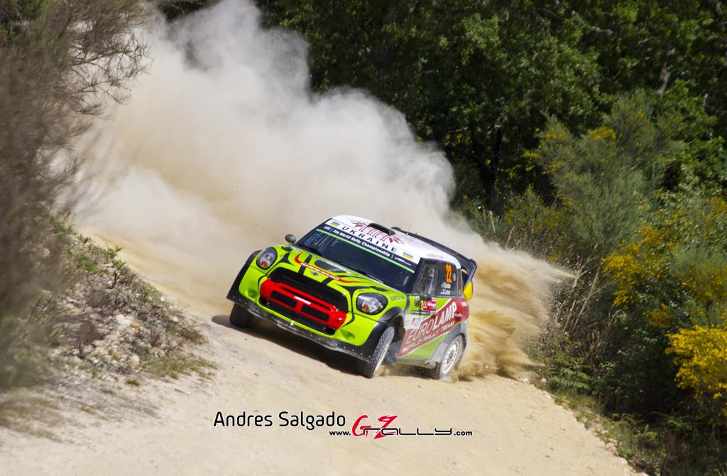 Galería WRC Rally de Portugal 2017 - Andrés Salgado