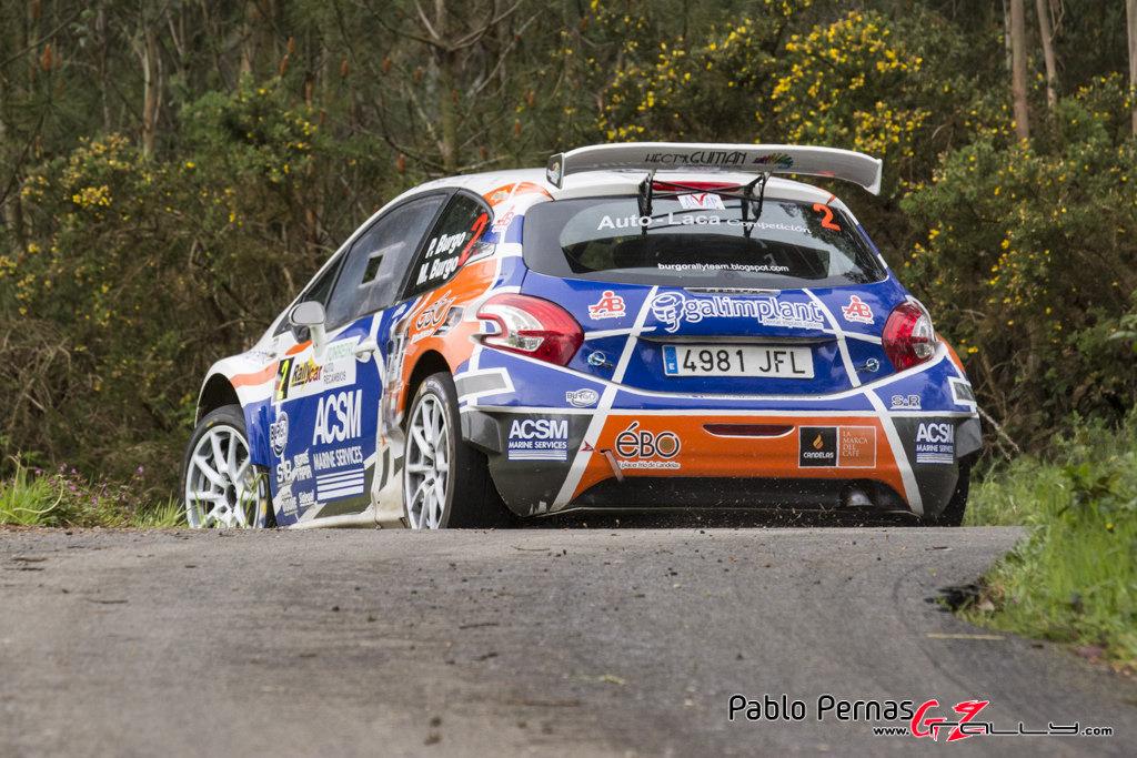 Publicados los tramos de un 48º Rallye de Ferrol con muchas novedades