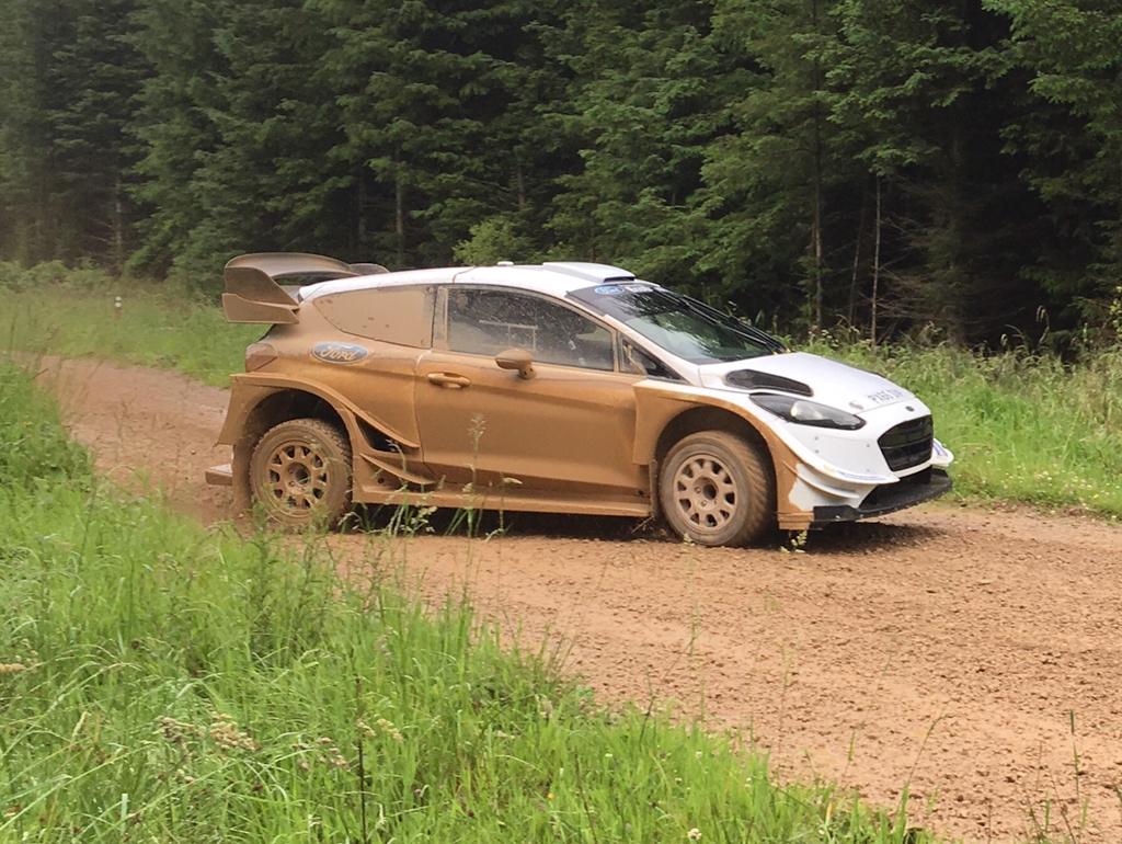 Paso adelante de Suninen: estará en el Rally de Polonia con un Fiesta WRC 2017