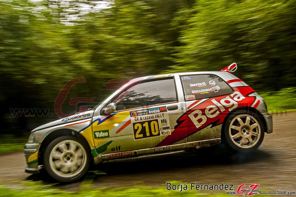Galería V Gr.A Rally Legend (Asturias) 2017 – Borja Fernández