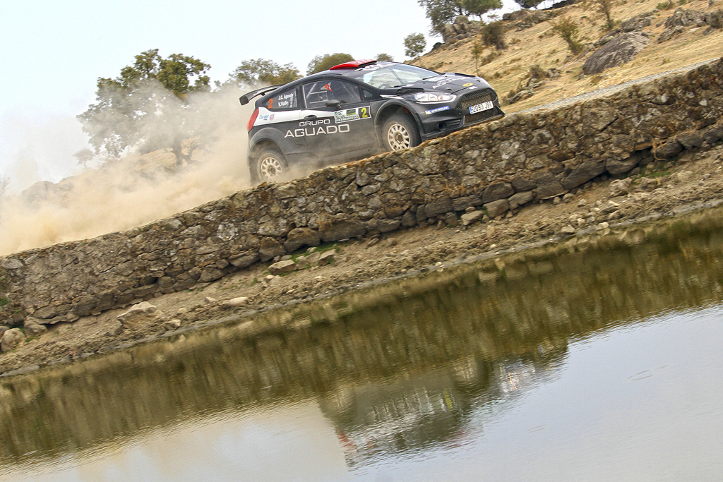 Publicada la lista de inscritos del Rallye Costa Tropical, ultima cita del CERT